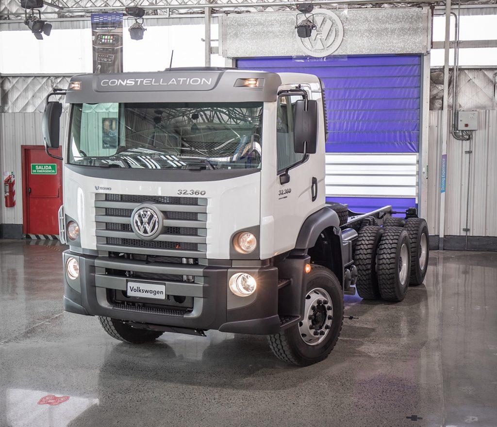 Crece la gama Volkswagen de la mano del nuevo Constellation 32.360 VTronic