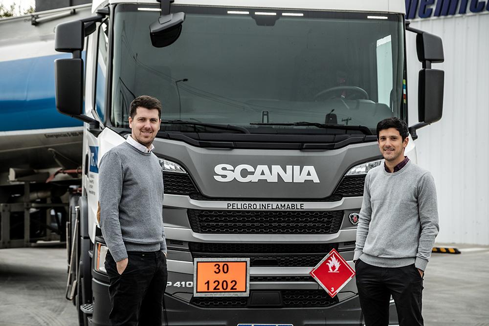 Un socio importantísimo, Transchemical-Scania