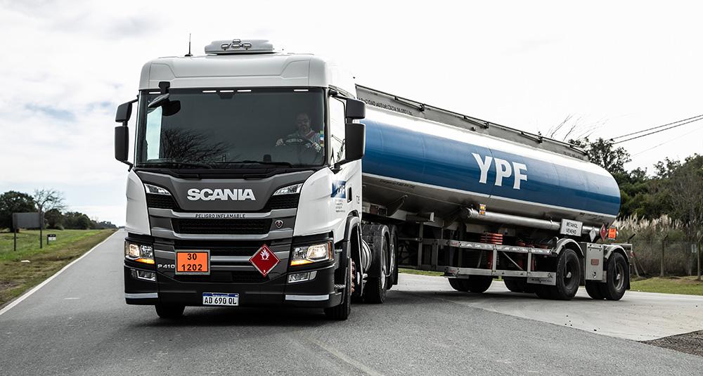 Un socio importantísimo, Scania Transchemical