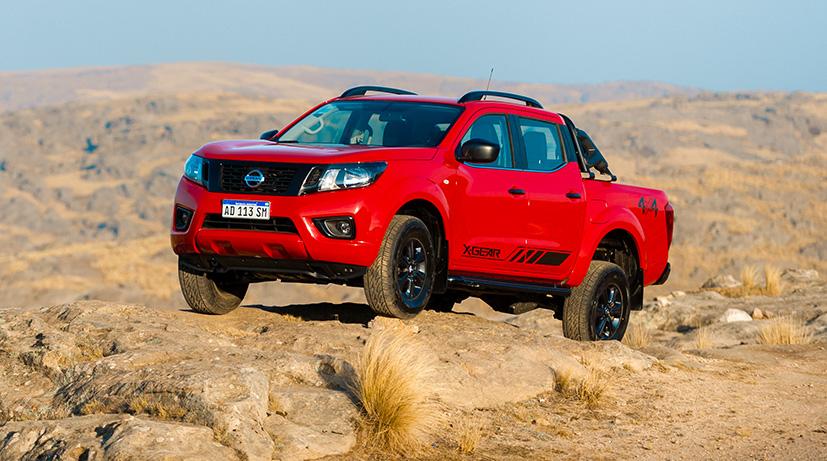 Nuevas versiones automáticas para la Nissan Frontier
