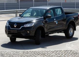 Renault ya produce la preserie de Alaskan