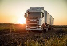 Producción sustentable Scania