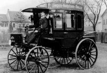 125 años del bus de Mercedes Benz