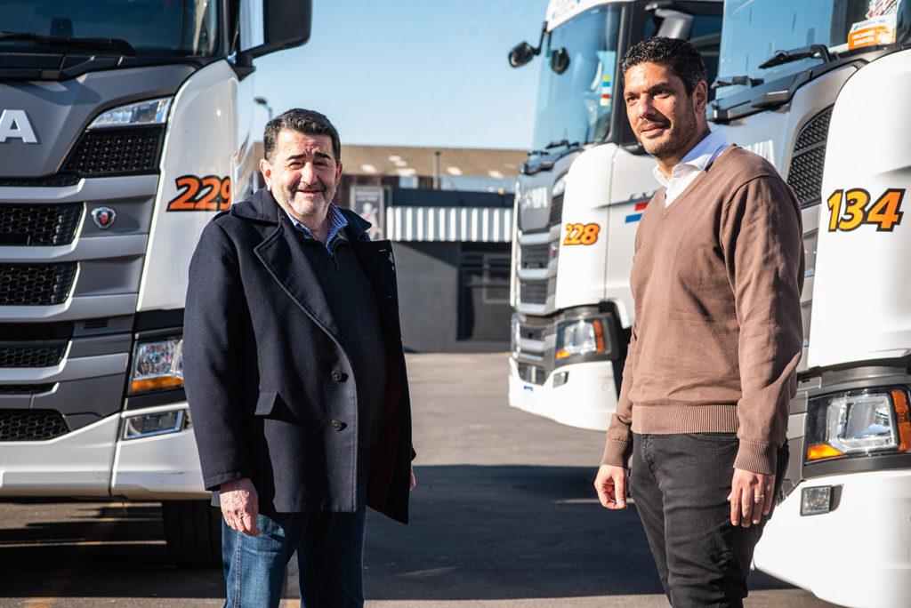 Ruta 12 adquirió 21 camiones Scania