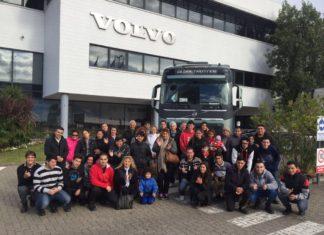 Volvo Trucks y la Fundación Pescar