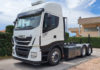 primeros 100 camiones iveco a gnc
