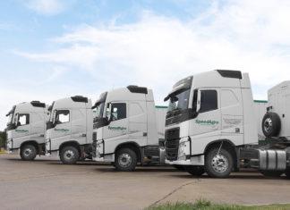speedagro adquirió 35 Volvo FH 540