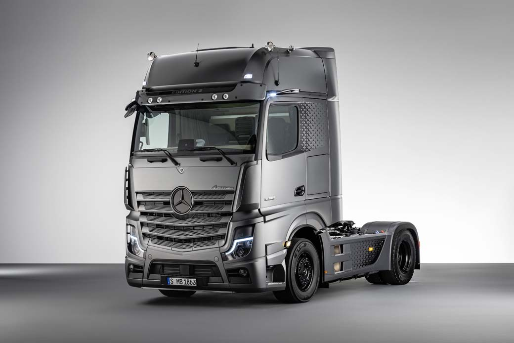 Actros Edition 2