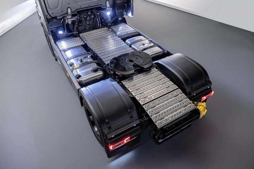 Actros Edition 2Mercedes-Benz Actros Edition 2