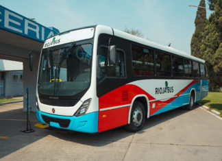 Los nuevos buses de VW para La Rioja