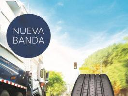 Bandag nueva banda de rodamiento B440