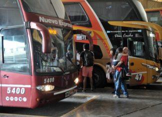servicios de pasajeros