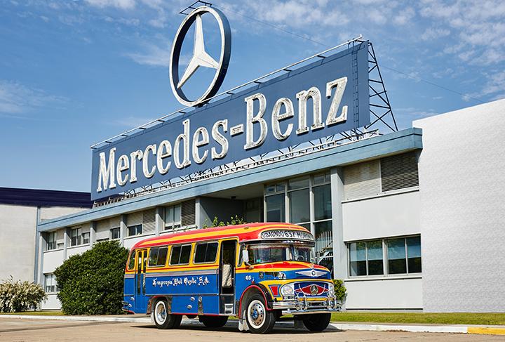 Mercedes Benz LO 1114