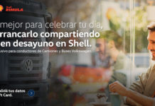 Día del camionero junto a VW y Shell