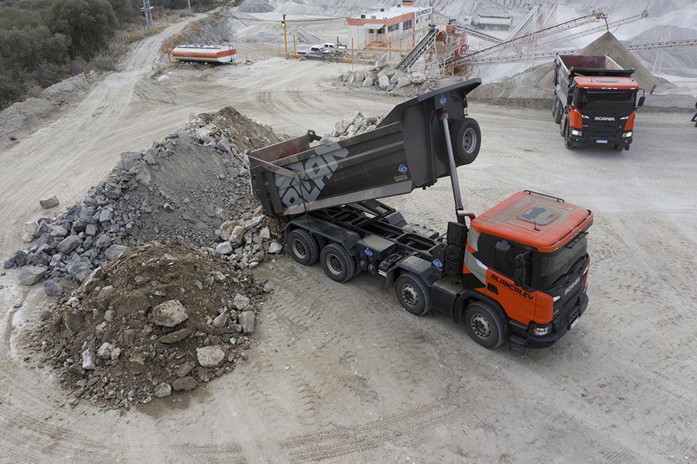Listos para operar Vehículos Completos Scania