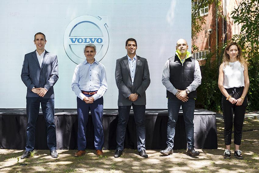 Crecer Volvo Argentina