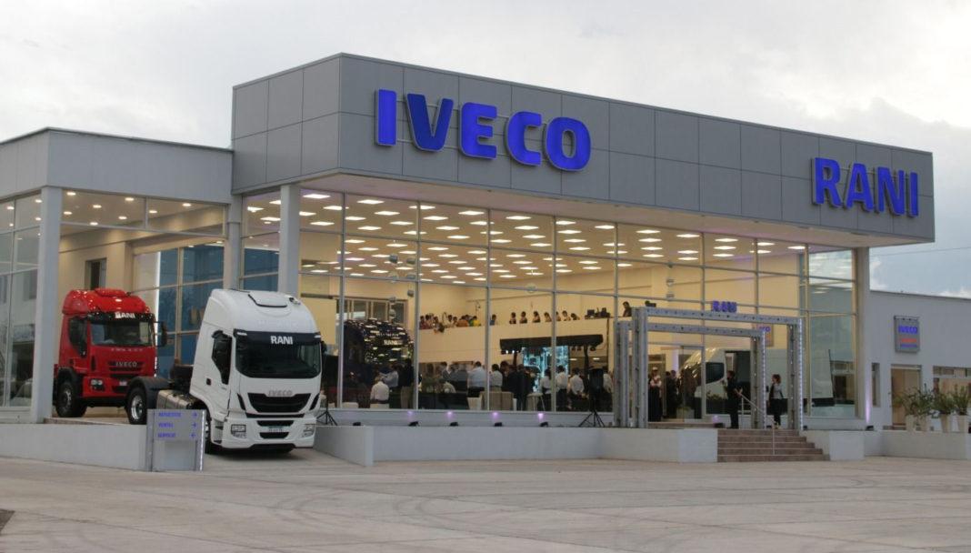 Iveco certifica su red de concesionarios en Argentina