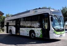 Buses sustentables Scania Argentina