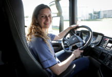 Más de 1000 inscriptas Conductoras Scania