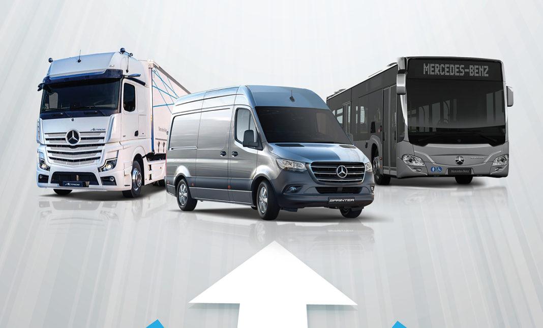 A pesar de la pandemia Mercedes Benz lidera