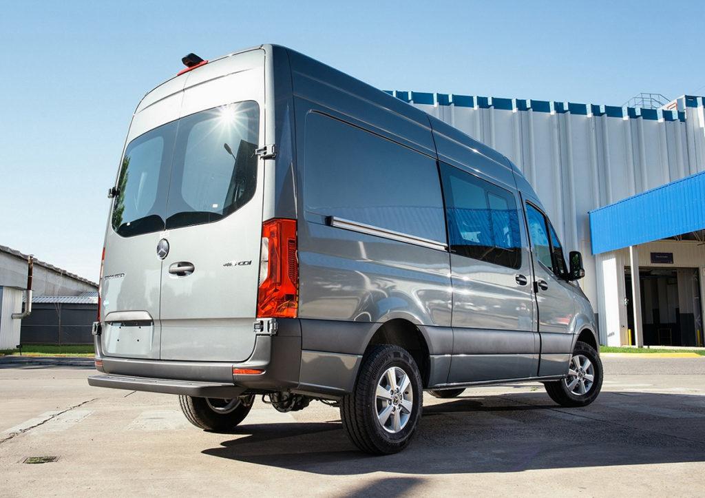 Buenas noticias de Sprinter y Mercedes Benz