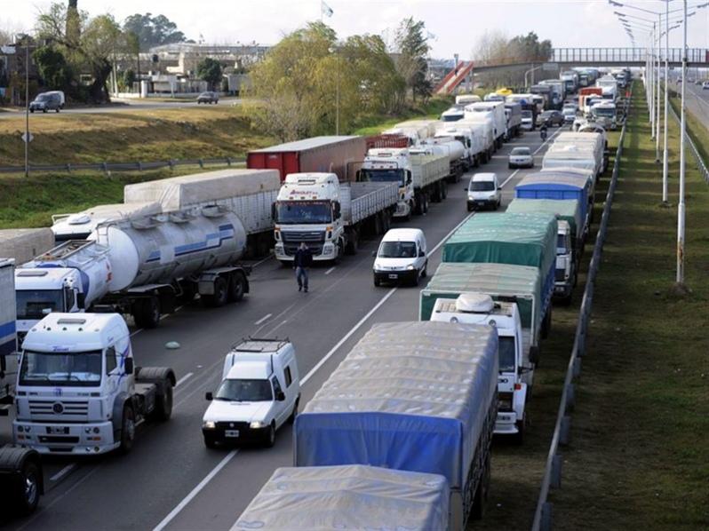 24 horas reunión Ministerior de Transporte Transportistas