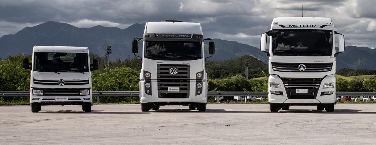 40 años de éxito Volkswagen Camiones y Buses