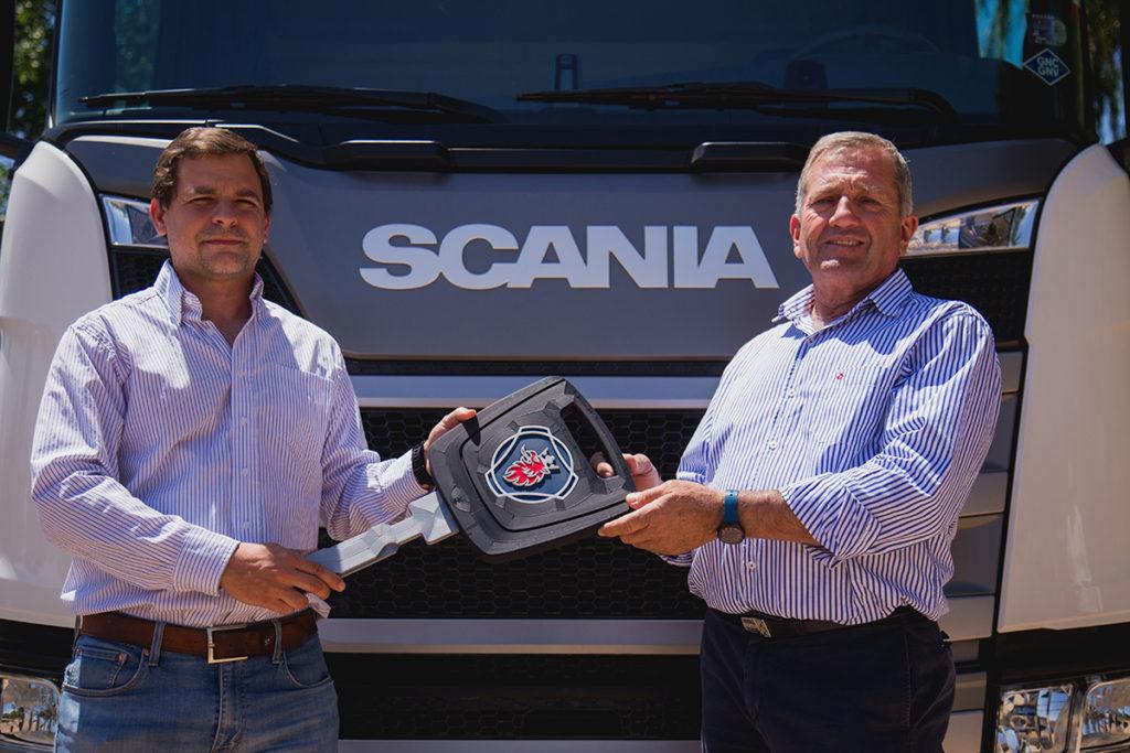 Al norte con gas y Scania Argentina