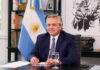 El Presidente de la Nación recibió a los transportistas