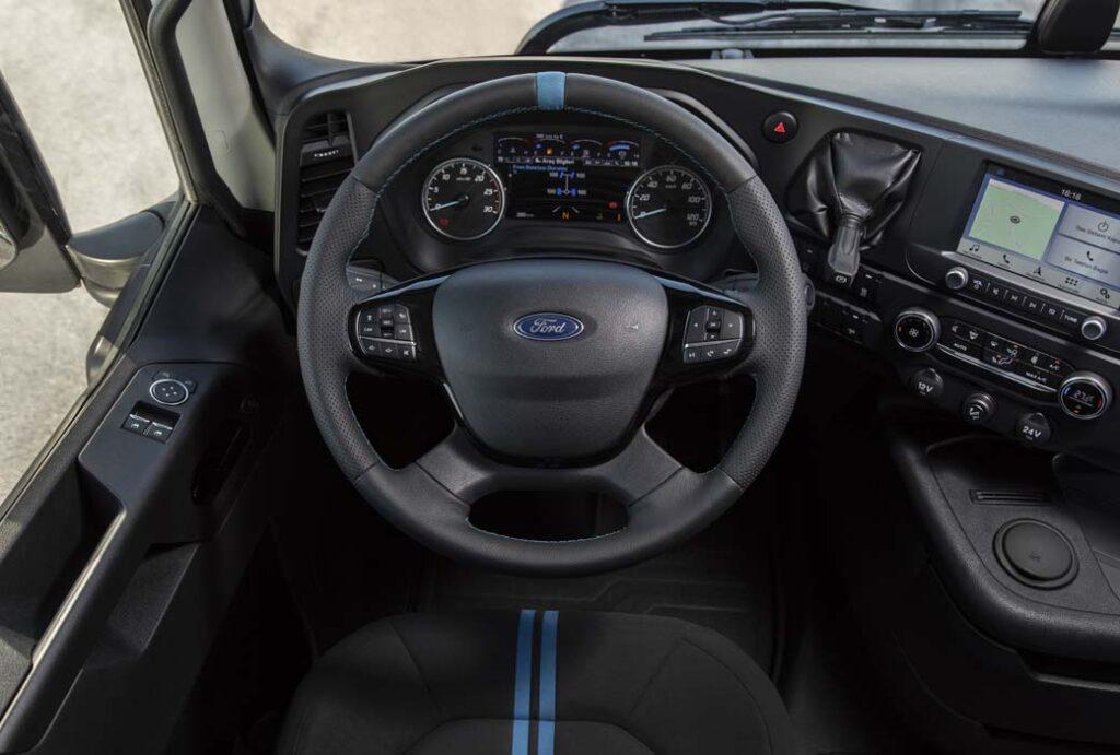 Ford Camiones Conducción