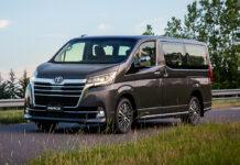 Vans Toyota Hiace Pasajeros Wagon