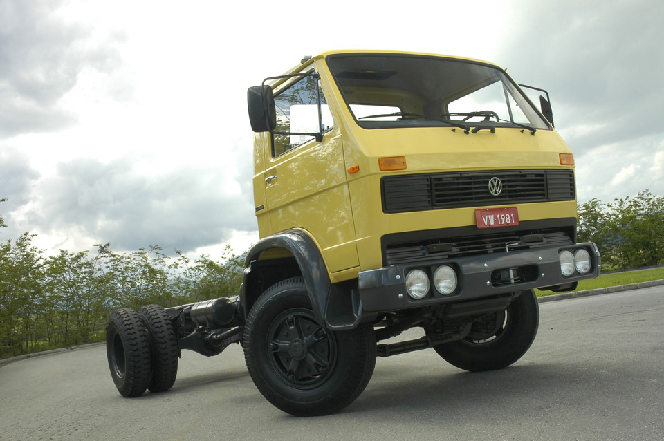 40 años de éxito VW Camiones y Buses