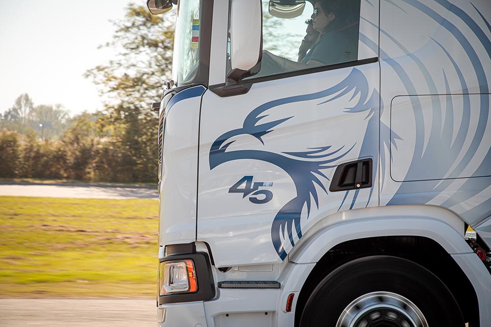 Edicion especial 45 aniversario Scania