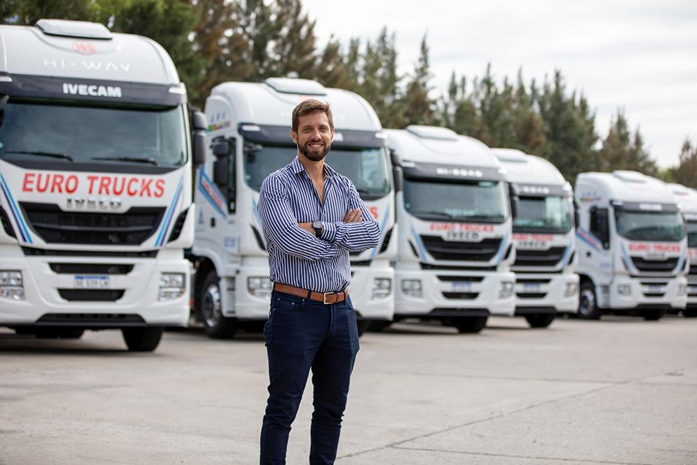 Eurotrucks adquirió nuevos camiones IVECO