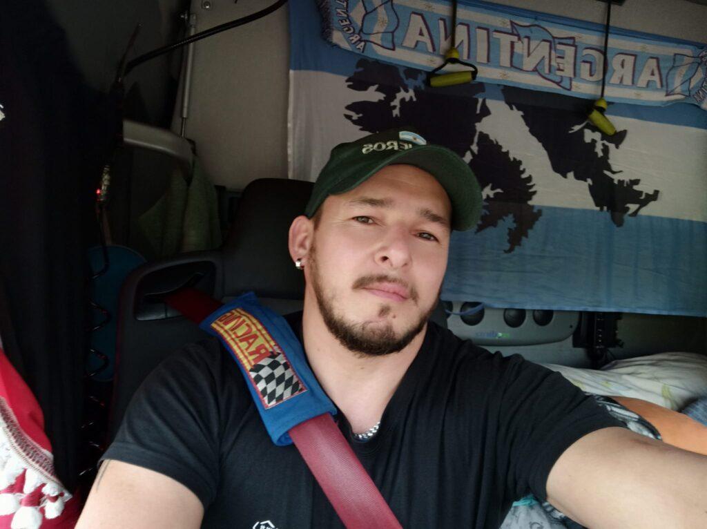 Experiencia Camionero Argentino en Europa