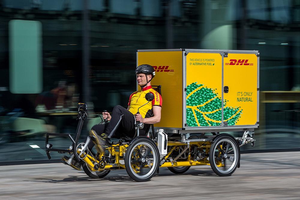 DHL Inversiones Última Milla