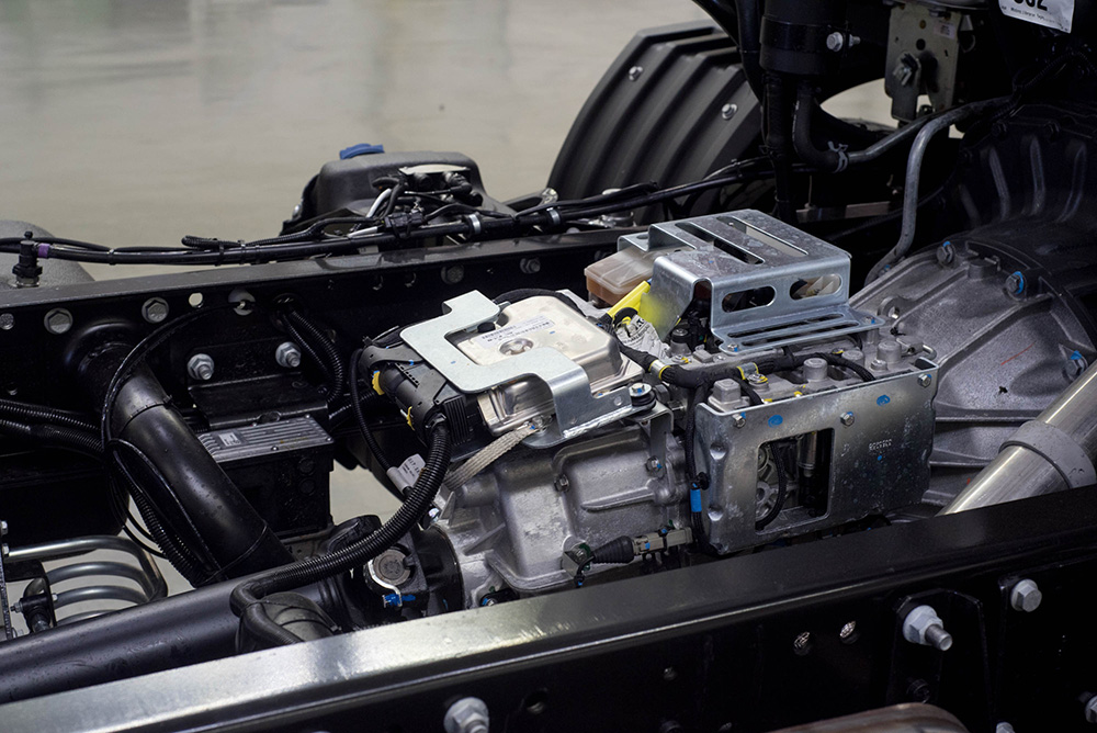 Automatizado y nacional-Mercedes Benz Accelo