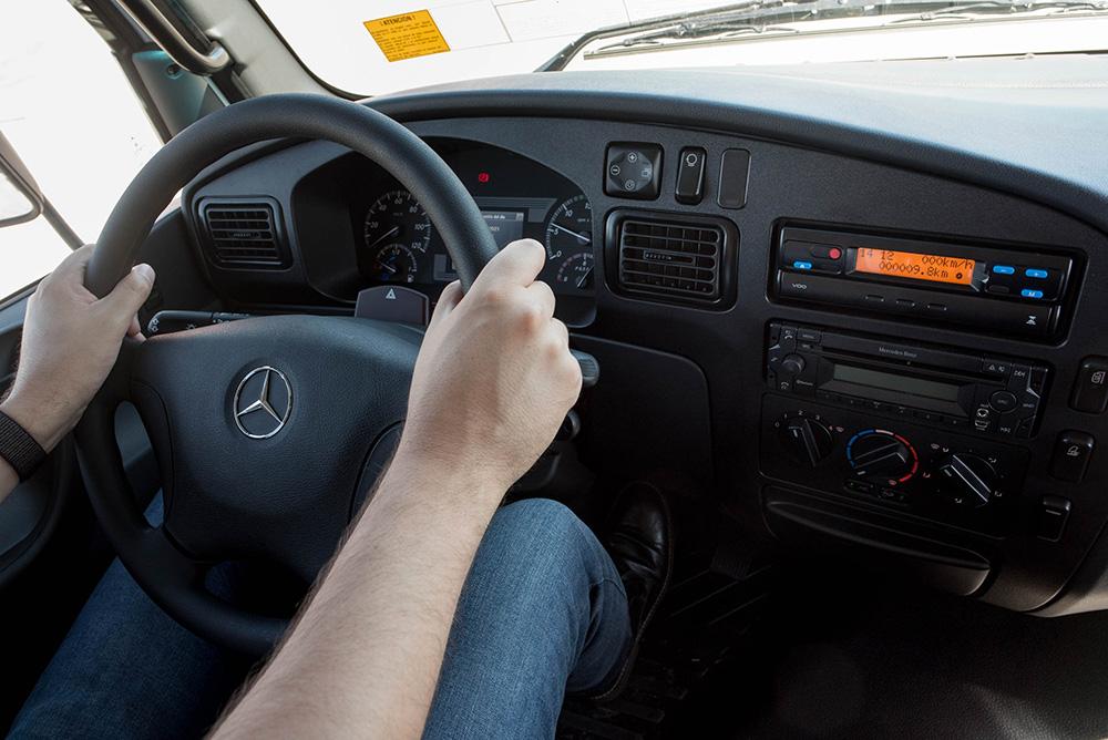 Automatizado y nacional, nuevo Mercedes Benz Accelo