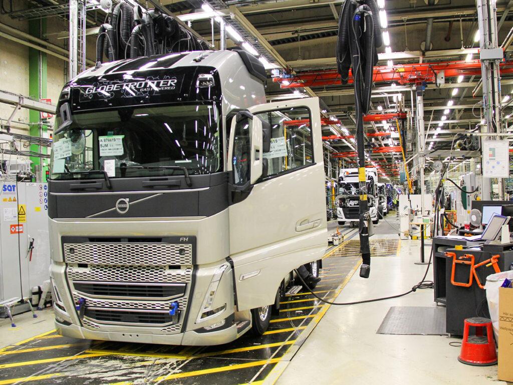 Nuevos camiones Volvo Trucks