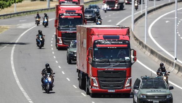 esenciales pero excluidos camioneros