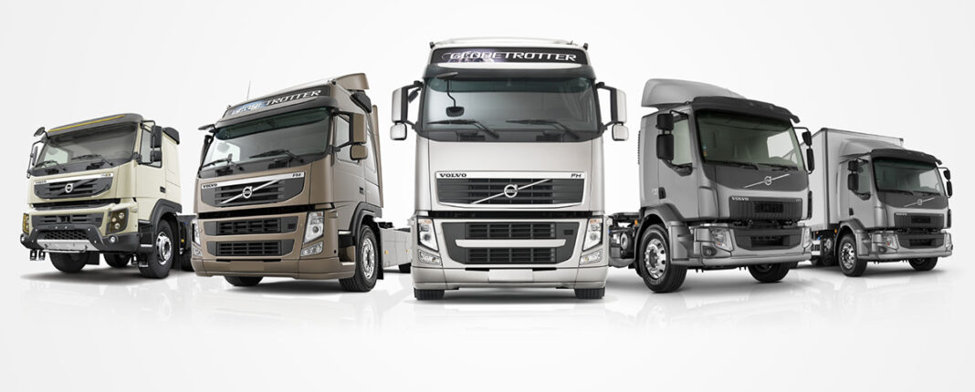 Volvo Truck y Buses en Argentina