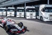 Alfa Romeo con Iveco en Fórmula Uno