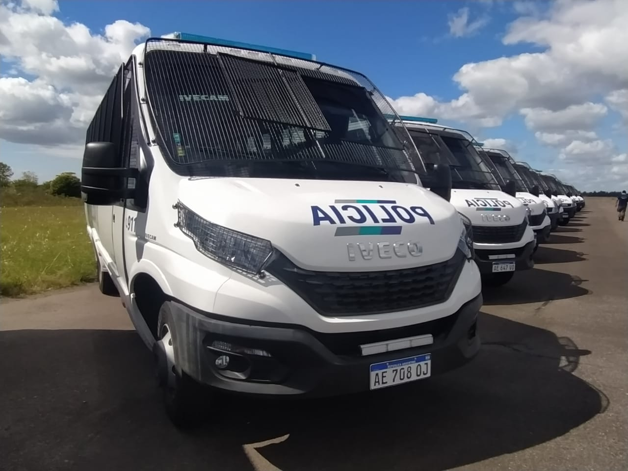 Iveco Bus equipa