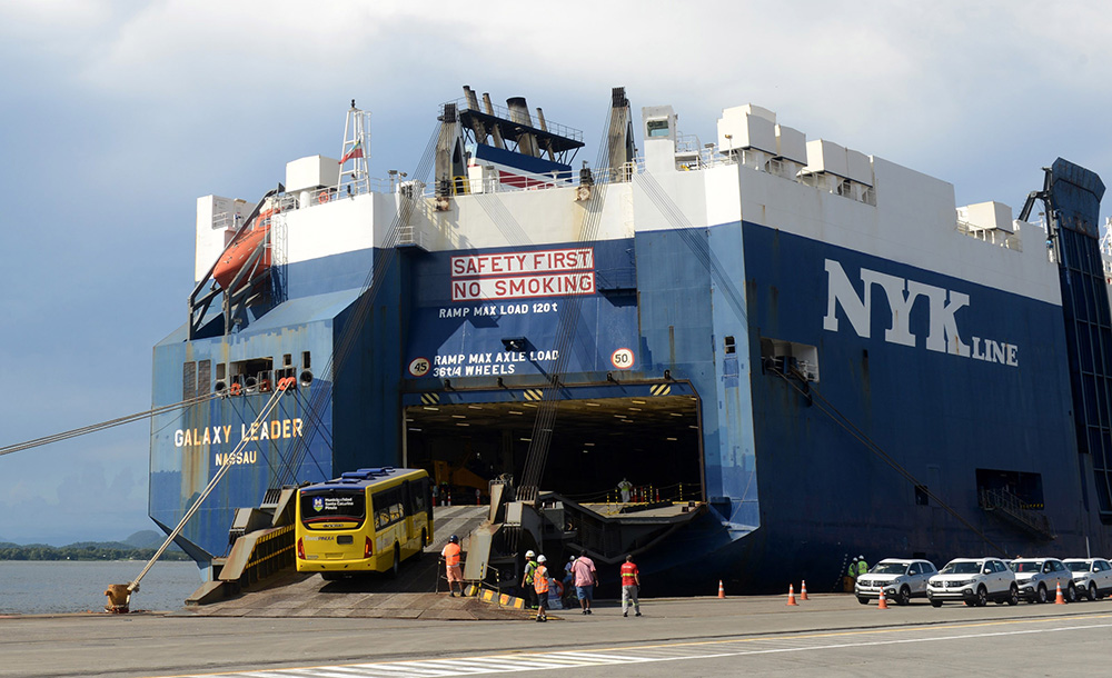 Marcolopolo y Volvo exportan juntos
