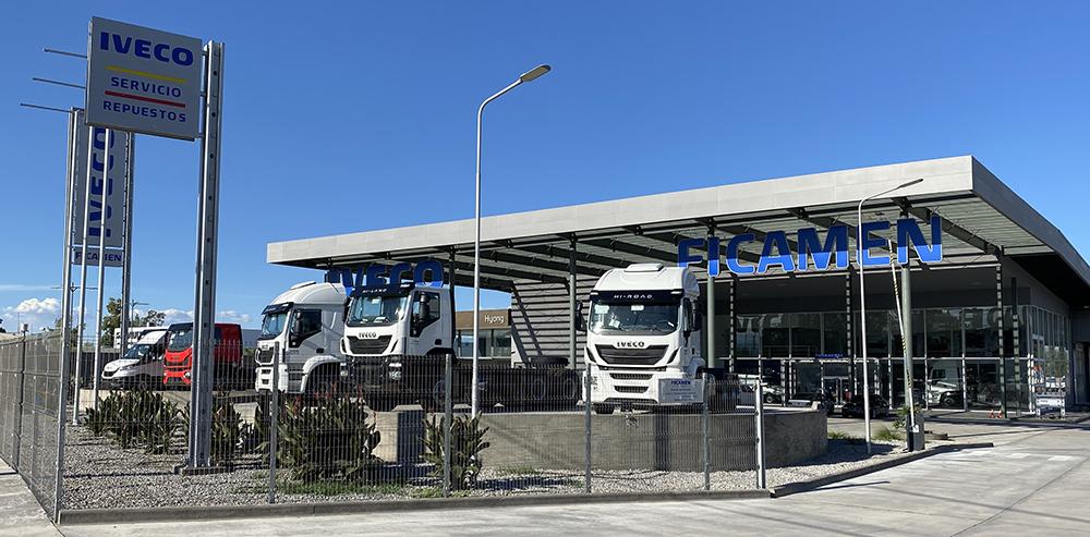 Servicio y sustentabilidad Iveco Ficamen
