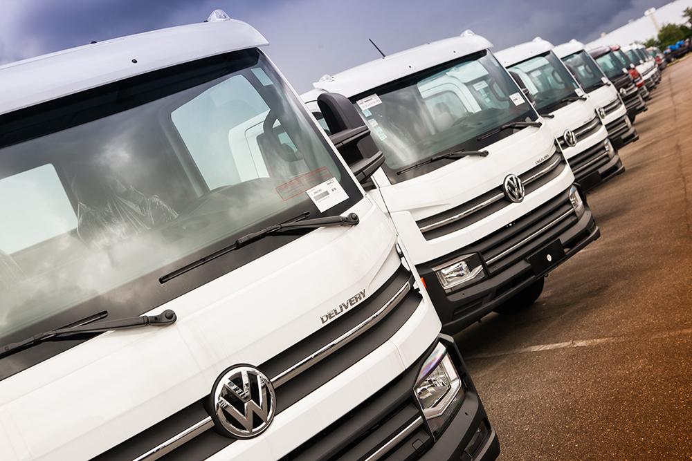 VW Delivery 150 mil unidades producidas