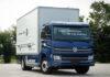 Camión eléctrico VW E-delivery
