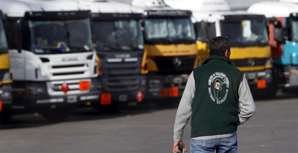 Vacunacion federacion Nacional de Trabajadores Camioneros