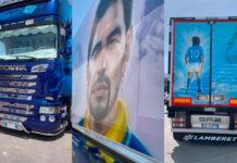 Homenaje a Diego Armando Maradona