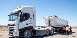 IVECO capacitó a choferes sobre camiones con tecnología a GNC
